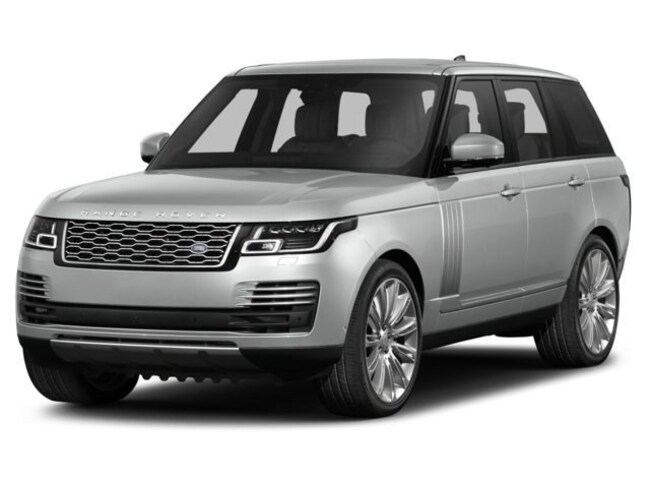 New 2018 Land Rover Range Rover 3.0L V6 Supercharged HSE SUV For Sale/Lease Dallas, TX