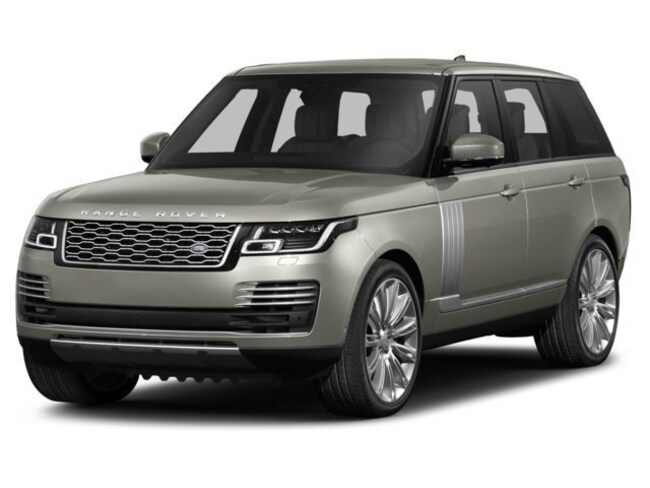 2018 Land Rover Range Rover 3.0 Supercharged HSE
