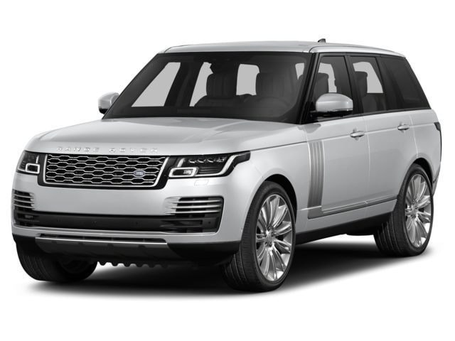 2018 Land Rover Range Rover 3.0 Supercharged HSE SUV