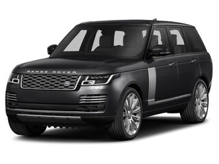 New 2018 Range Rover SUV Orange County California