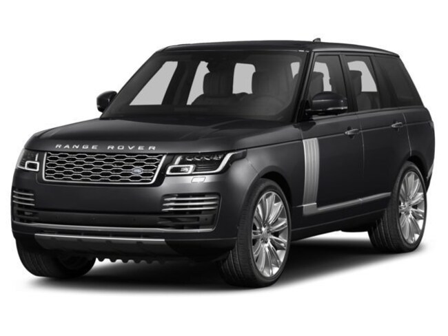 2018 Land Rover Range Rover HSE Sport Utility