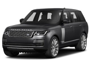 New 2018 Land Rover Range Rover 3.0L V6 Supercharged HSE SUV near Bedford, NH