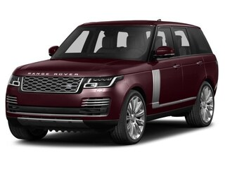 New Lincoln for sale 2018 Land Rover Range Rover 3.0L V6 Supercharged HSE SUV in El Paso, TX