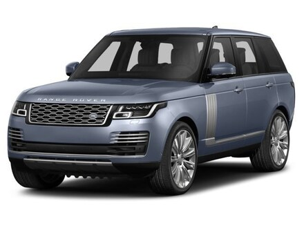 2018 Land Rover Range Rover HSE SUV