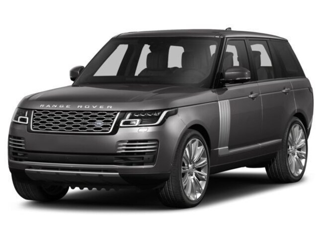 New 2018 Land Rover Range Rover 3.0L V6 Turbocharged Diesel HSE Td6 SUV in Parsippany