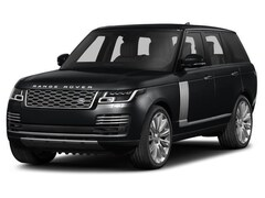 New 2018 Land Rover Range Rover For Sale Boston Massachusetts