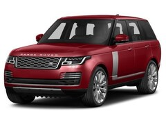 New 2018 Land Rover Range Rover 5.0 Supercharged Autobiography SUV in Farmington Hills near Detroit