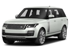 New 2018 Land Rover Range Rover 5.0L V8 Supercharged SUV for sale in North Houston