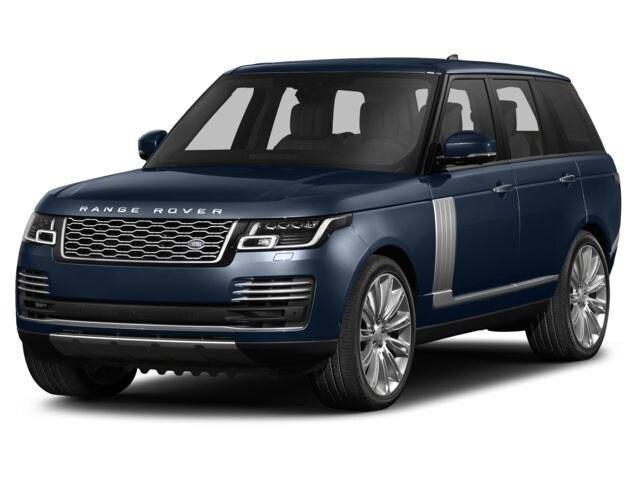 2018 Land Rover Range Rover SC Sport Utility