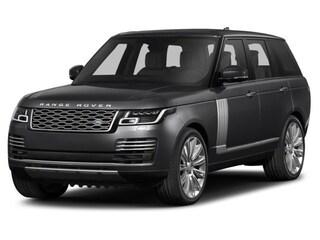 2018 Land Rover Range Rover 5.0L V8 Supercharged V8 Supercharged LWB