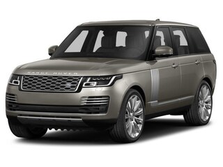 New 2018 Land Rover Range Rover 5.0L V8 Supercharged SUV LB8174 in Bedford, NH