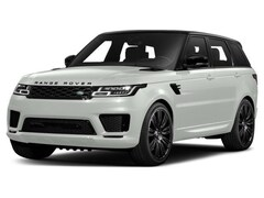New 2018 Land Rover Range Rover Sport HSE SUV in Grand Rapids, MI