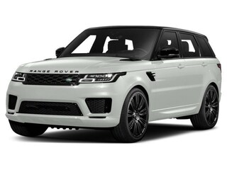 New 2018 Land Rover Range Rover Sport 3.0 Supercharged HSE SUV for sale in Thousand Oaks, CA