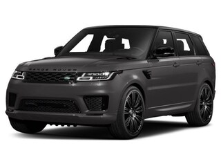 2018 Land Rover Range Rover Sport HSE V6 Supercharged HSE