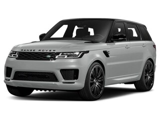 New 2018 Land Rover Range Rover Sport HSE SUV near Bedford, NH