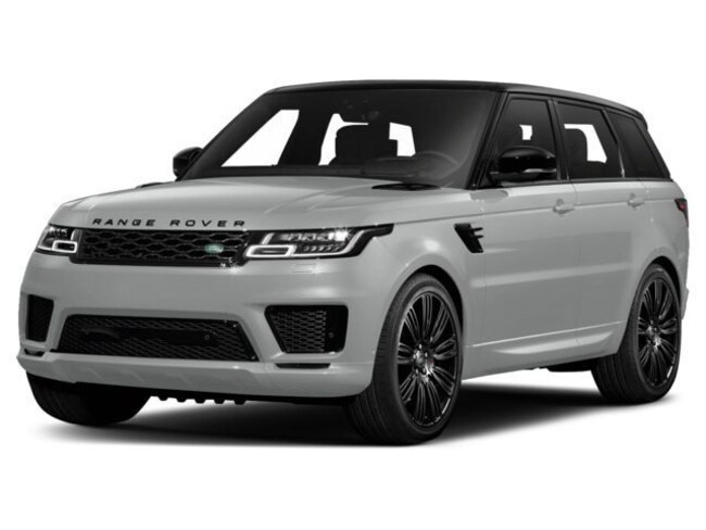 new 2018 land rover range rover sport for sale lease dallas tx stock d18623 vin. Black Bedroom Furniture Sets. Home Design Ideas