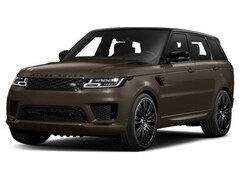 New 2018 Land Rover Range Rover Sport HSE SUV for sale in Houston, TX