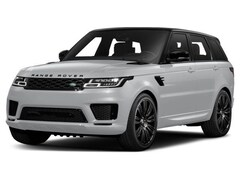 2018 Land Rover Range Rover Sport 3.0 Supercharged HSE SUV