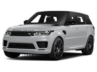 New 2018 Land Rover Range Rover Sport HSE SUV LB8189 in Bedford, NH