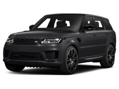 New 2018 Land Rover Range Rover Sport HSE SUV for sale in Houston
