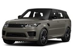 New 2018 Land Rover Range Rover Sport SUV For Sale Boston Massachusetts