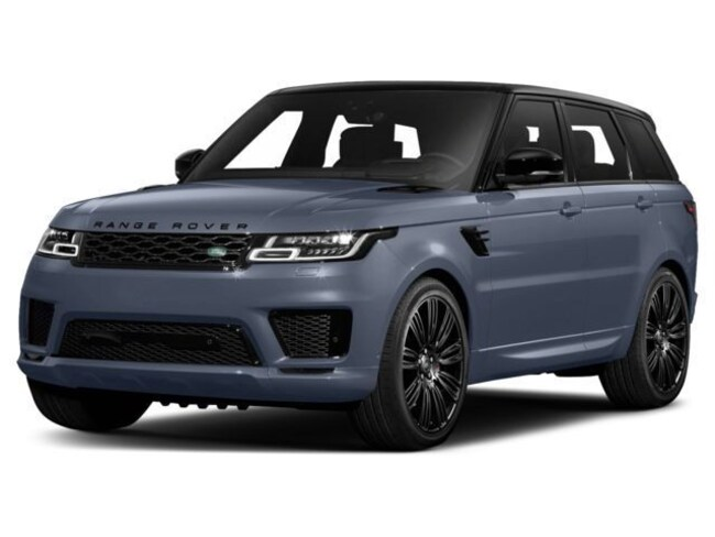 New 2018 Land Rover Range Rover Sport HSE SUV For Sale/Lease Dallas, TX