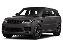 New 2018 Land Rover Range Rover Sport HSE SUV for sale in Peoria, IL at Jaguar Land Rover Peoria