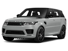 New Land Rover models for sale 2018 Land Rover Range Rover Sport HSE SUV in Grand Rapids, MI