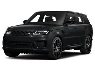New 2018 Land Rover Range Rover Sport HSE Dynamic SUV LB8202 in Bedford, NH