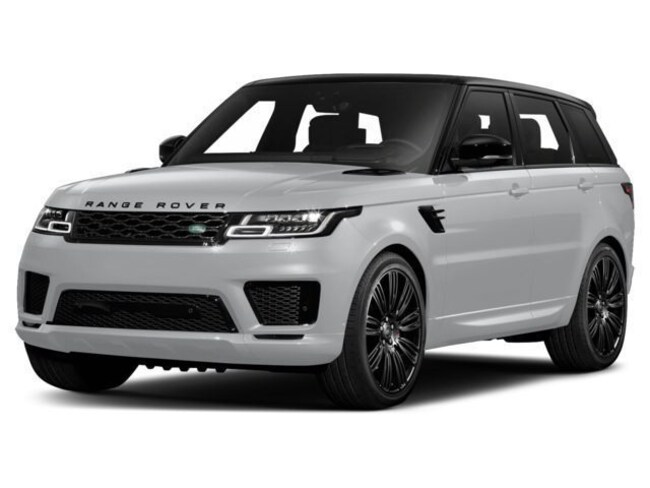 New 2018 Land Rover Range Rover Sport For Sale Boston, Norwood MA ...