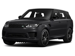 New 2018 Land Rover Range Rover Sport HSE Dynamic SUV in Wilmington, DE