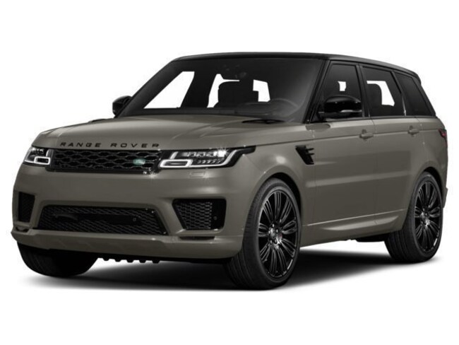 New 2018 Land Rover Range Rover Sport HSE Dynamic SUV in Bedford, NH