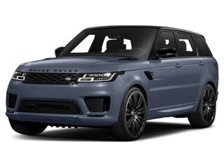 New 2018 Land Rover Range Rover Sport HSE Dynamic SUV LB8209 in Bedford, NH