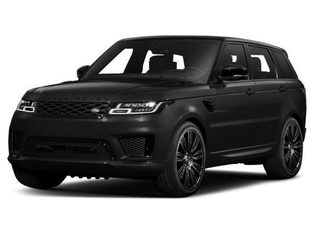 2018 Land Rover Range Rover Sport 5.0 Supercharged