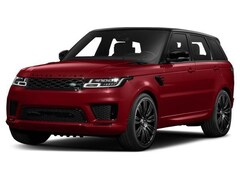 2018 Land Rover Range Rover Sport Autobiography 5.0L V8 Supercharged