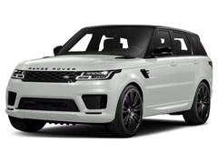 2018 Land Rover Range Rover Sport 5.0 Supercharged SVR