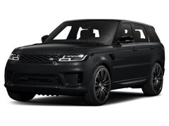 New 2018 Land Rover Range Rover Sport 5.0 Supercharged SVR SUV in Farmington Hills near Detroit