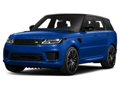 New 2018 Land Rover Range Rover Sport 5.0 Supercharged SVR in Farmington Hills near Detroit