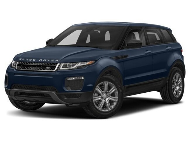 New 2018 Land Rover Range Rover Evoque HSE Dynamic SUV in Parsippany
