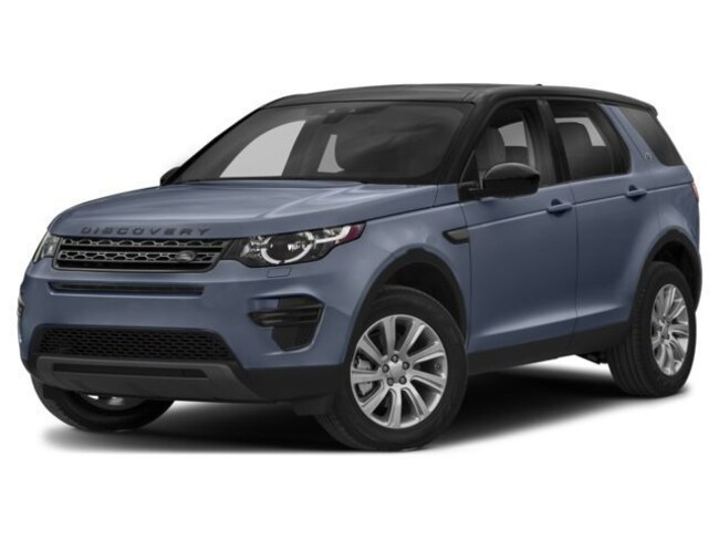 New 2018 Land Rover Discovery Sport HSE 286hp SUV in Parsippany