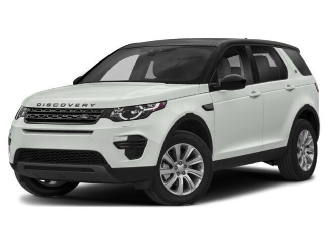 New 2018 Land Rover Discovery Sport HSE Luxury SUV in Bedford, NH