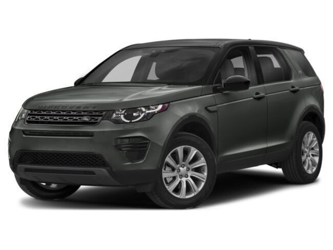 Certified Used 2018 Land Rover Discovery Sport HSE Luxury SUV ...