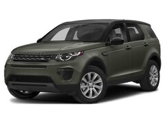 Certified Pre-Owned 2018 Land Rover Discovery Sport HSE Luxury SUV Sudbury MA
