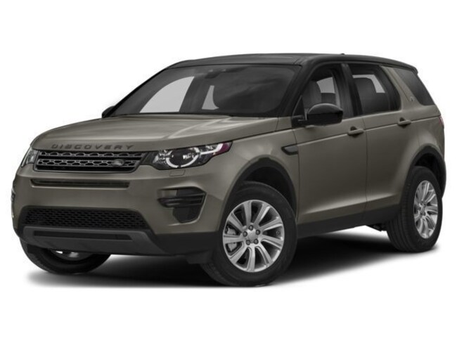 2018 Land Rover Discovery Sport HSE Luxury HSE Luxury 4WD