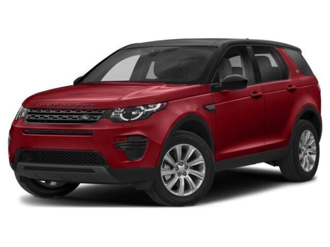 New 2018 Land Rover Discovery Sport HSE LUX 286hp SUV in Bedford, NH