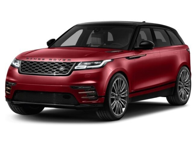 New 2018 Land Rover Range Rover Velar P250 S SUV in Farmington Hills, MI