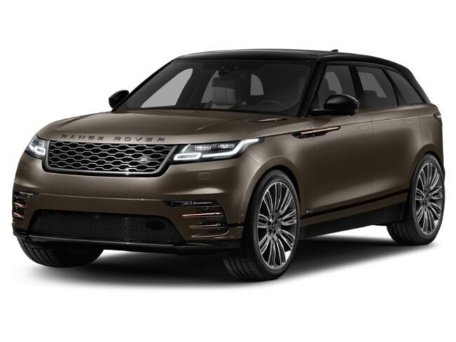 New 2018 Land Rover Range Rover Velar P250 S SUV in Bedford, NH