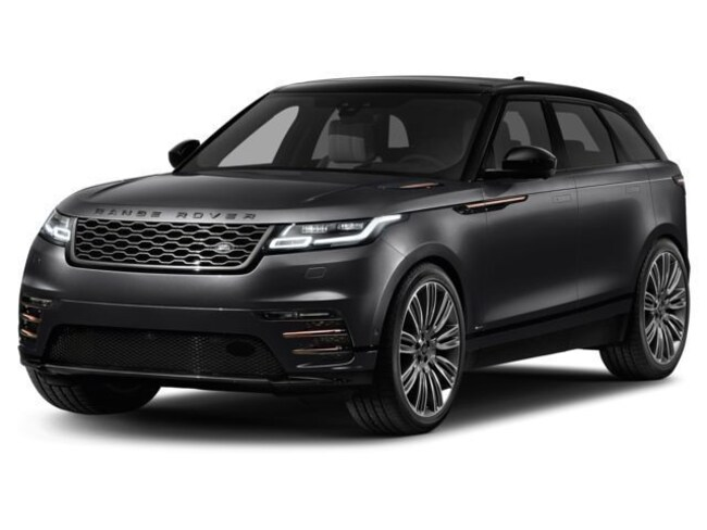 New 2018 Land Rover Range Rover Velar P250 HSE R-Dynamic SUV in Bedford, NH