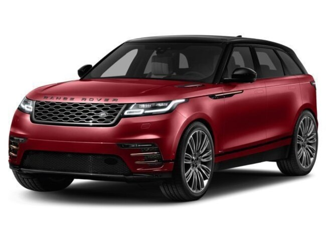 New 2018 Land Rover Range Rover Velar S SUV For Sale Near Boston Massachusetts