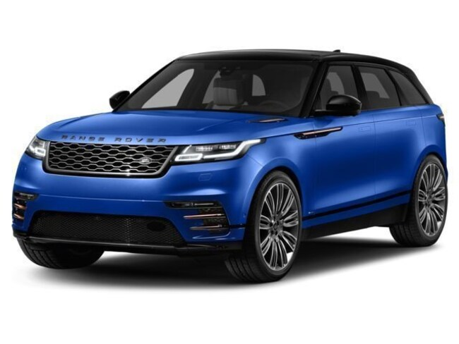 New 2018 Land Rover Range Rover Velar P380 S SUV in Farmington Hills, MI